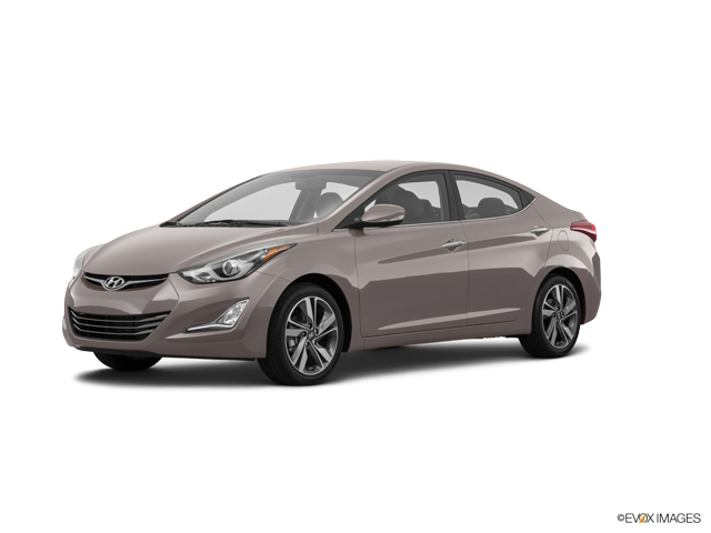 2016 Hyundai Elantra Vehicle Photo in Odessa, TX 79762