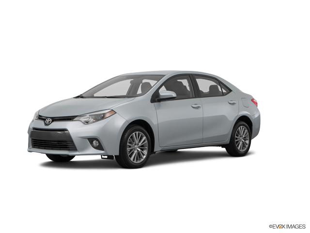 2015 Toyota Corolla Vehicle Photo in Lafayette, LA 70503