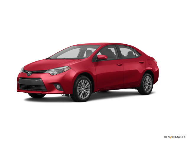 2015 Toyota Corolla Vehicle Photo in Owensboro, KY 42303