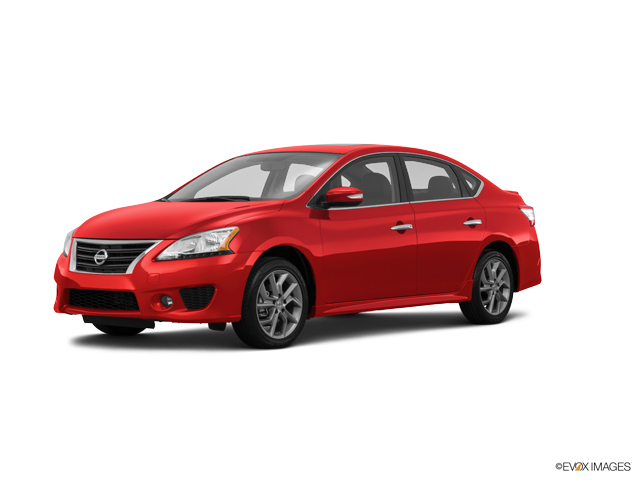 2015 Nissan Sentra Vehicle Photo in Honolulu, HI 96819