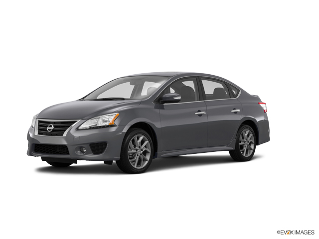 2015 Nissan Sentra Vehicle Photo in Zelienople, PA 16063