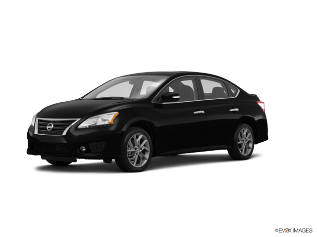 2015 Nissan Sentra Vehicle Photo in Vincennes, IN 47591