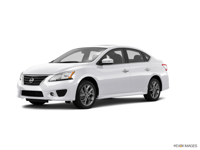 2015 Nissan Sentra Vehicle Photo in Manassas, VA 20109