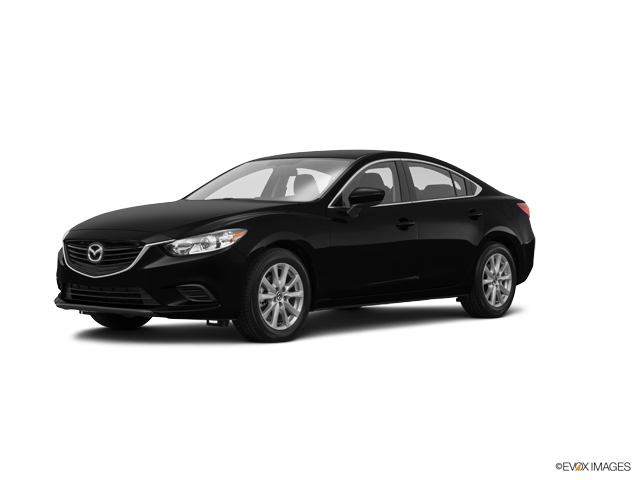 2016 Mazda Mazda6 Vehicle Photo in Joliet, IL 60435