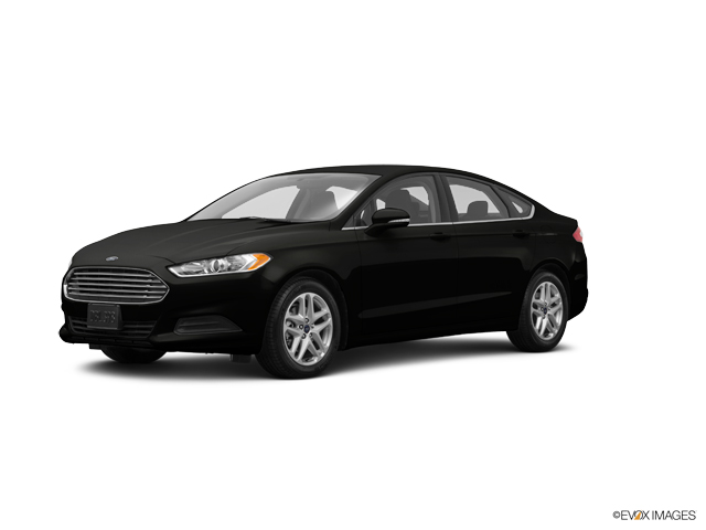 2016 Ford Fusion Vehicle Photo in Baraboo, WI 53913