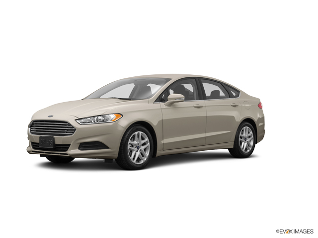 2016 Ford Fusion Vehicle Photo in Wendell, NC 27591