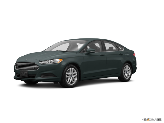 2016 Ford Fusion Vehicle Photo in Menomonie, WI 54751