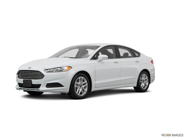 2016 Ford Fusion Vehicle Photo In Bastrop Tx 78602