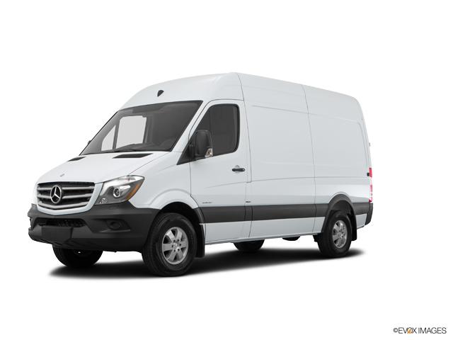 2015 Mercedes-Benz Sprinter Cargo Vans Vehicle Photo in Manassas, VA 20109