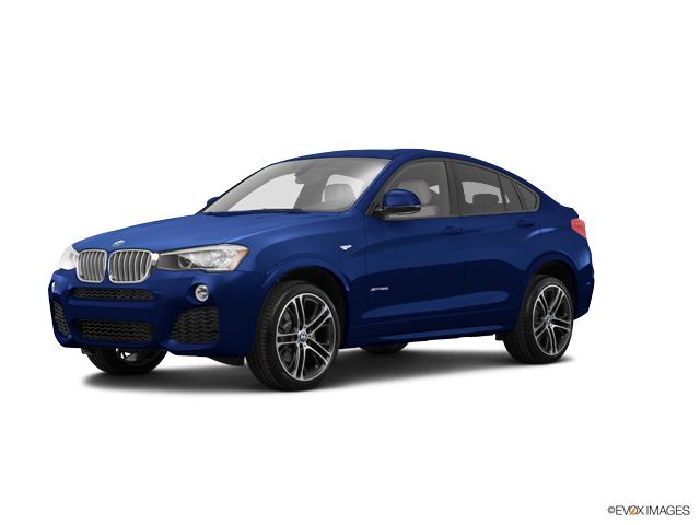 2016 BMW X4 xDrive28i Vehicle Photo in Charleston, SC 29407