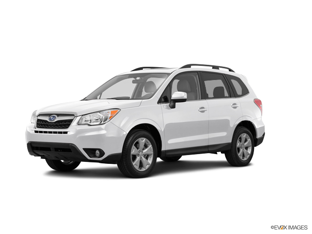 2016 Subaru Forester Vehicle Photo in Rockford, IL 61107
