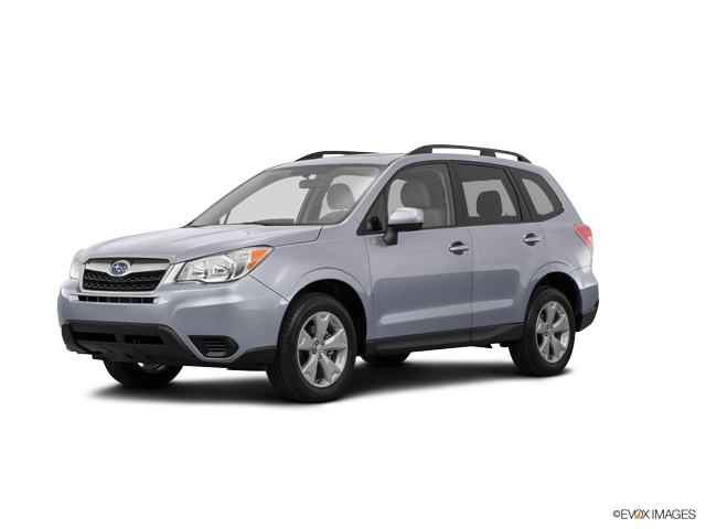 2016 Subaru Forester Vehicle Photo in Casper, WY 82609