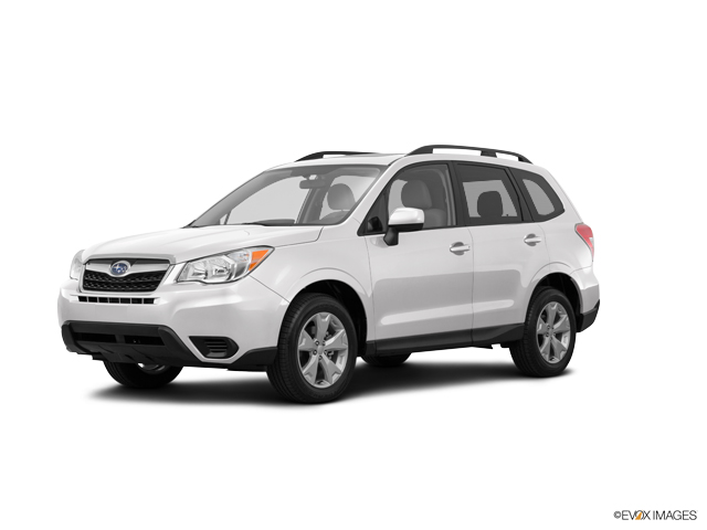 2016 Subaru Forester Vehicle Photo in Tuscumbia, AL 35674