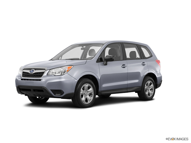 2016 Subaru Forester Vehicle Photo in Glenwood Springs, CO 81601