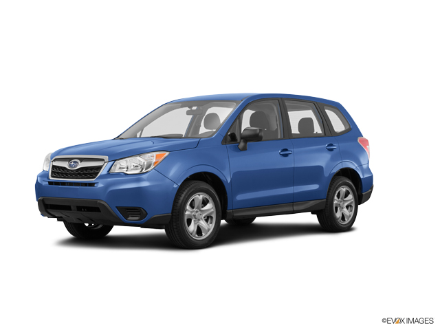 2016 Subaru Forester Vehicle Photo in Denver, CO 80123