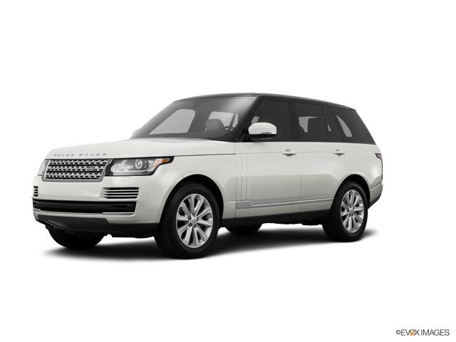Birmingham White 2015 Land Rover Range Rover Used Suv For