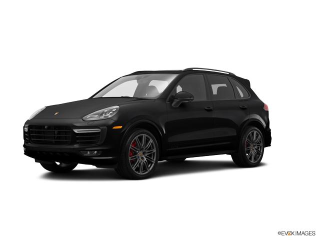 2016 Porsche Cayenne Vehicle Photo in Rockford, IL 61107