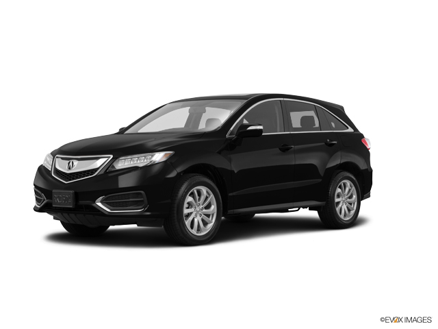 2016 Acura RDX Vehicle Photo in Edinburg, TX 78542