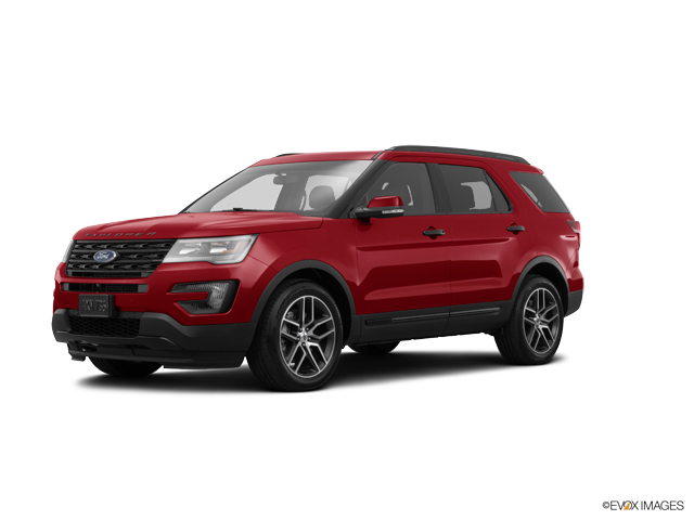 2016 Ford Explorer Vehicle Photo In Desoto Tx 75115