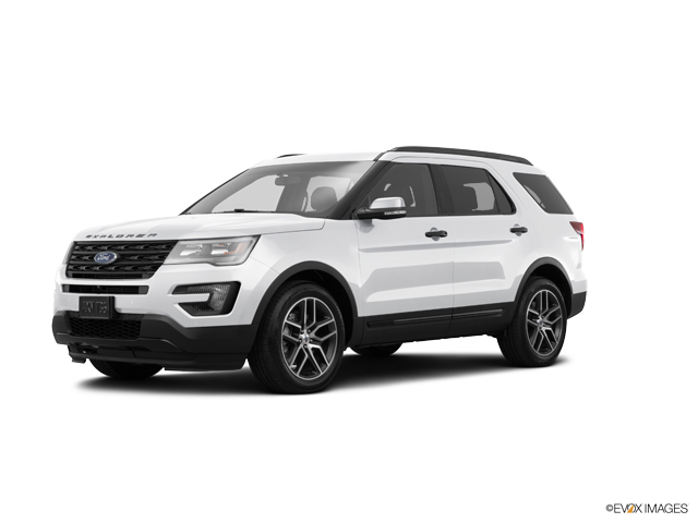 2016 Ford Explorer Vehicle Photo in Akron, OH 44320