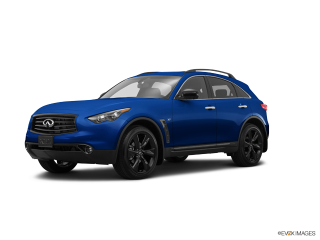 2016 INFINITI QX70 Vehicle Photo in Willow Grove, PA 19090