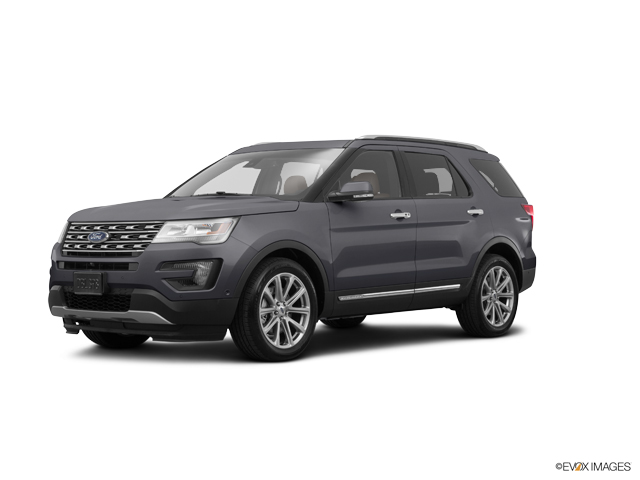 2016 Ford Explorer Vehicle Photo in San Angelo, TX 76903