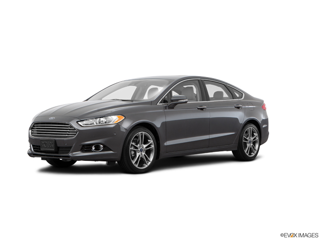2016 Ford Fusion Vehicle Photo in Newark, DE 19711