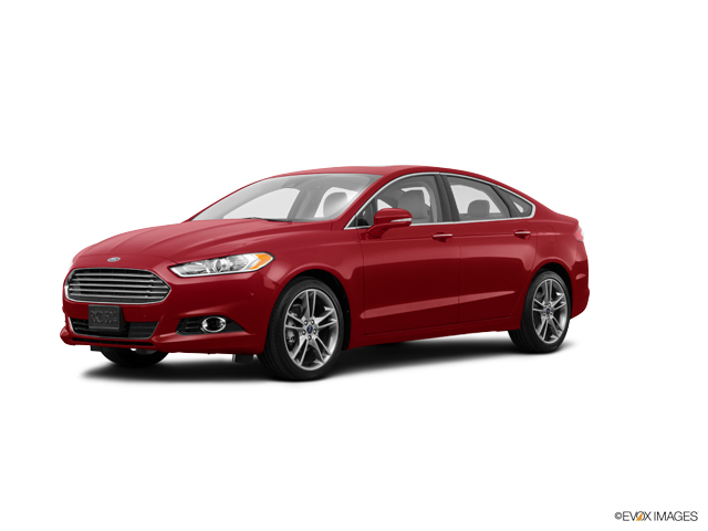 2016 Ford Fusion Vehicle Photo in Elyria, OH 44035