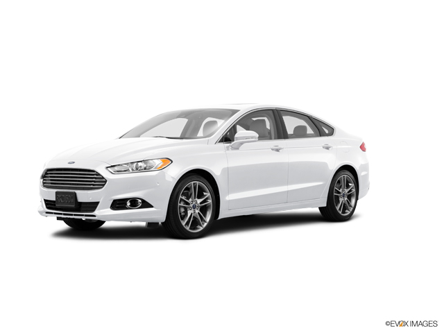 2016 Ford Fusion Vehicle Photo in Baton Rouge, LA 70806