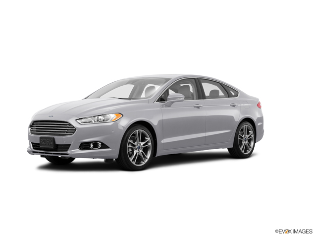 2016 Ford Fusion Vehicle Photo in Beaufort, SC 29906