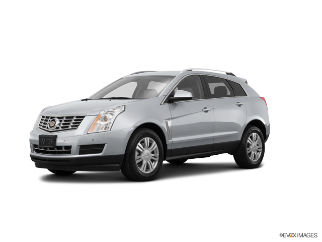 2016 Cadillac SRX Vehicle Photo in Neenah, WI 54956
