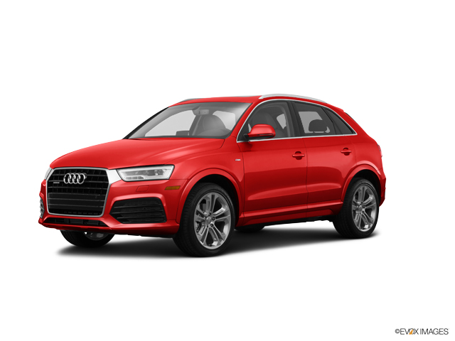 2016 Audi Q3 Vehicle Photo in Akron, OH 44320