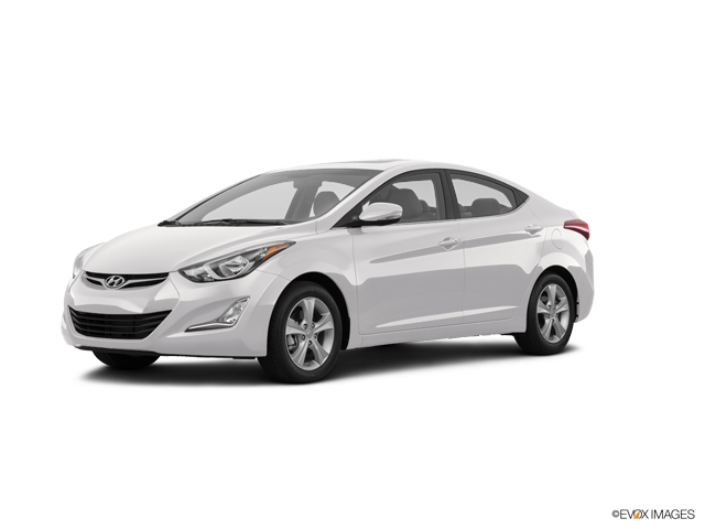 2016 Hyundai Elantra Vehicle Photo in Joliet, IL 60435