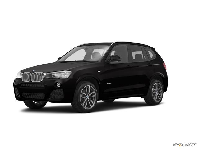 2016 BMW X3 xDrive35i Vehicle Photo in Charleston, SC 29407