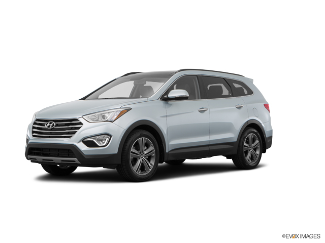 2016 Hyundai Santa Fe Vehicle Photo in Salem, VA 24153