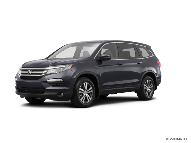 2016 Honda Pilot Vehicle Photo in Edinburg, TX 78539