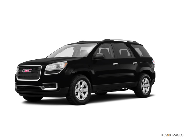 2016 Gmc Acadia Vehicle Photo In Bangor Me 04401