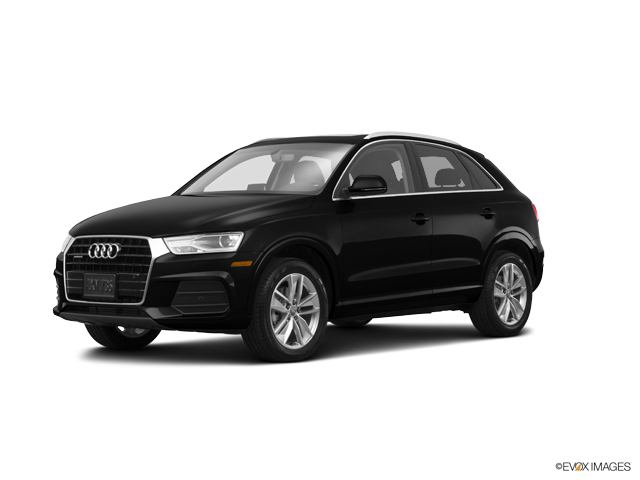2016 Audi Q3 Vehicle Photo in Cary, NC 27511