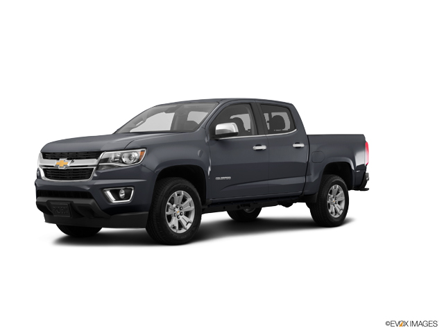 2016 Chevrolet Colorado Vehicle Photo in Colorado Springs, CO 80905