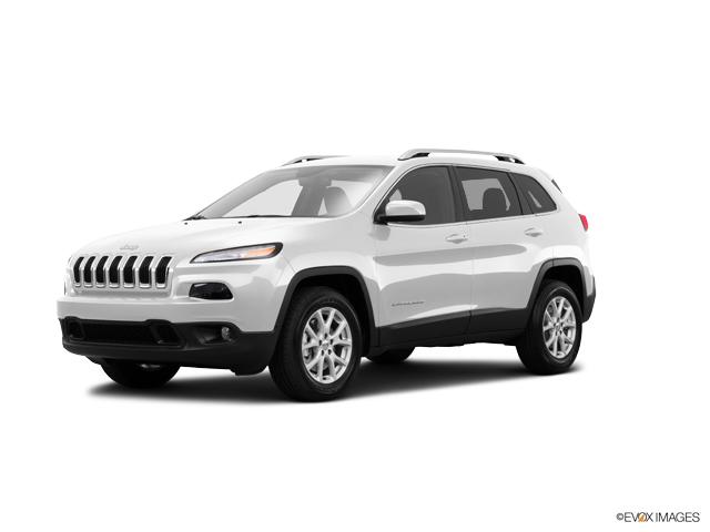 Luxury Grand Cherokee White 2016