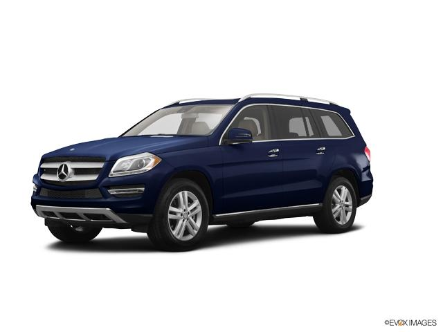 2016 Mercedes-Benz GL Vehicle Photo in Newark, DE 19711