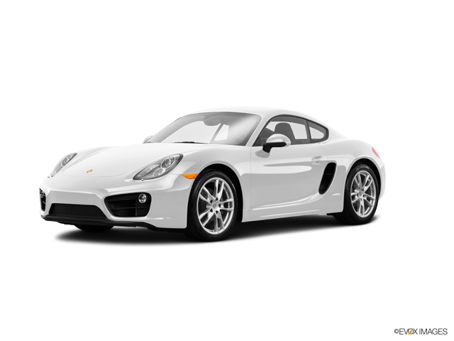 2016 Porsche Cayman Vehicle Photo in Chapel Hill, NC 27514