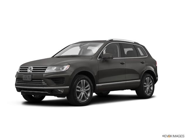 2016 Volkswagen Touareg Vehicle Photo in San Antonio, TX 78257