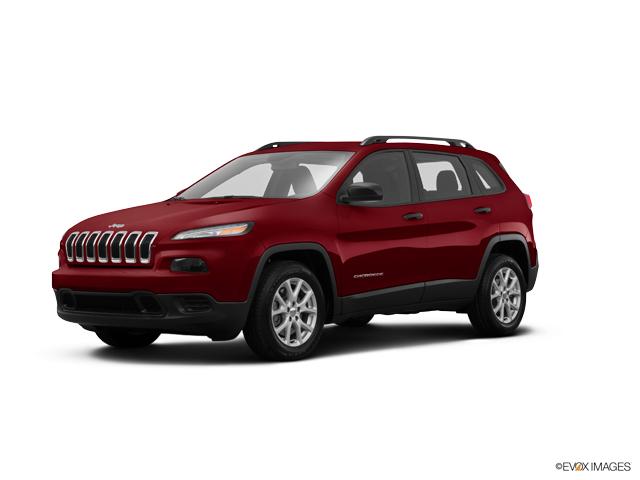 2016 Jeep Cherokee Vehicle Photo In Mesa, AZ 85206