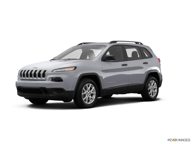 2016 Jeep Cherokee Vehicle Photo in Hyde Park, VT 05655