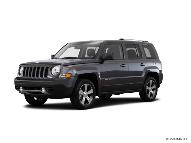 2016 Jeep Patriot Vehicle Photo in Leominster, MA 01453