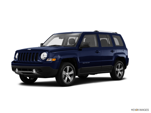 2016 Jeep Patriot Vehicle Photo in Gainesville, FL 32609