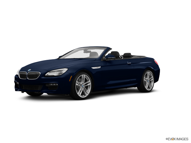 2016 BMW 650i Vehicle Photo in Charleston, SC 29407