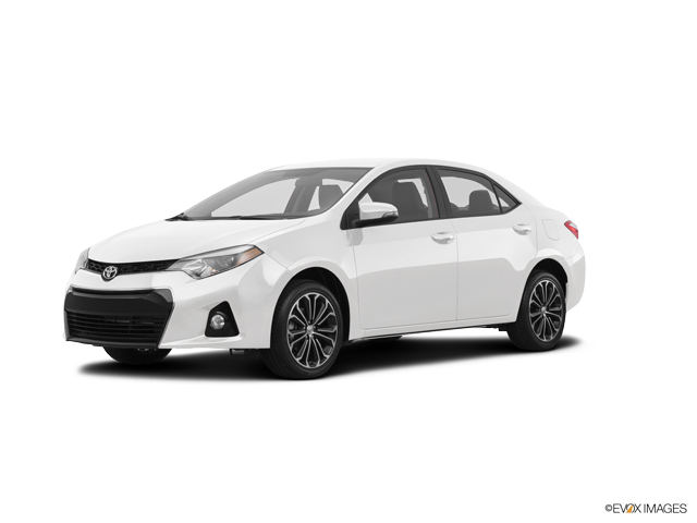 2016 Toyota Corolla Vehicle Photo in Owensboro, KY 42303