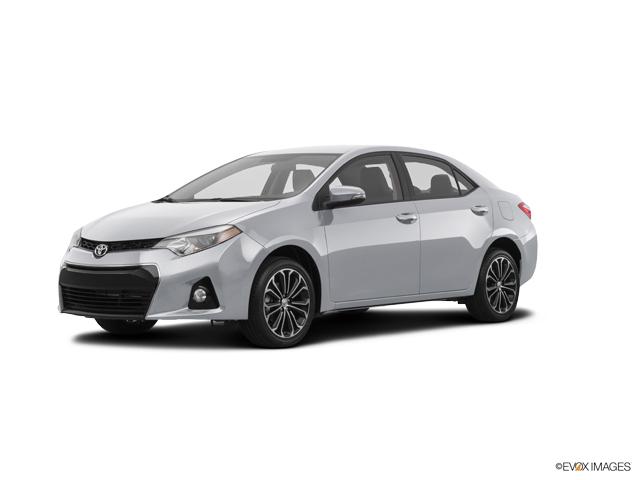 2016 Toyota Corolla Vehicle Photo in Pleasanton, CA 94588